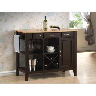 Annie Zuberi Kitchen Cart Charlton Home