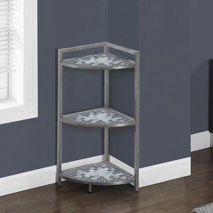 Monarch Specialties Inc. Corner Unit Bookcase