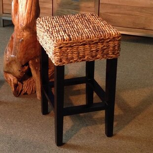 Aveza Abaca 29 Bar Stool by Bayou Breeze Cool