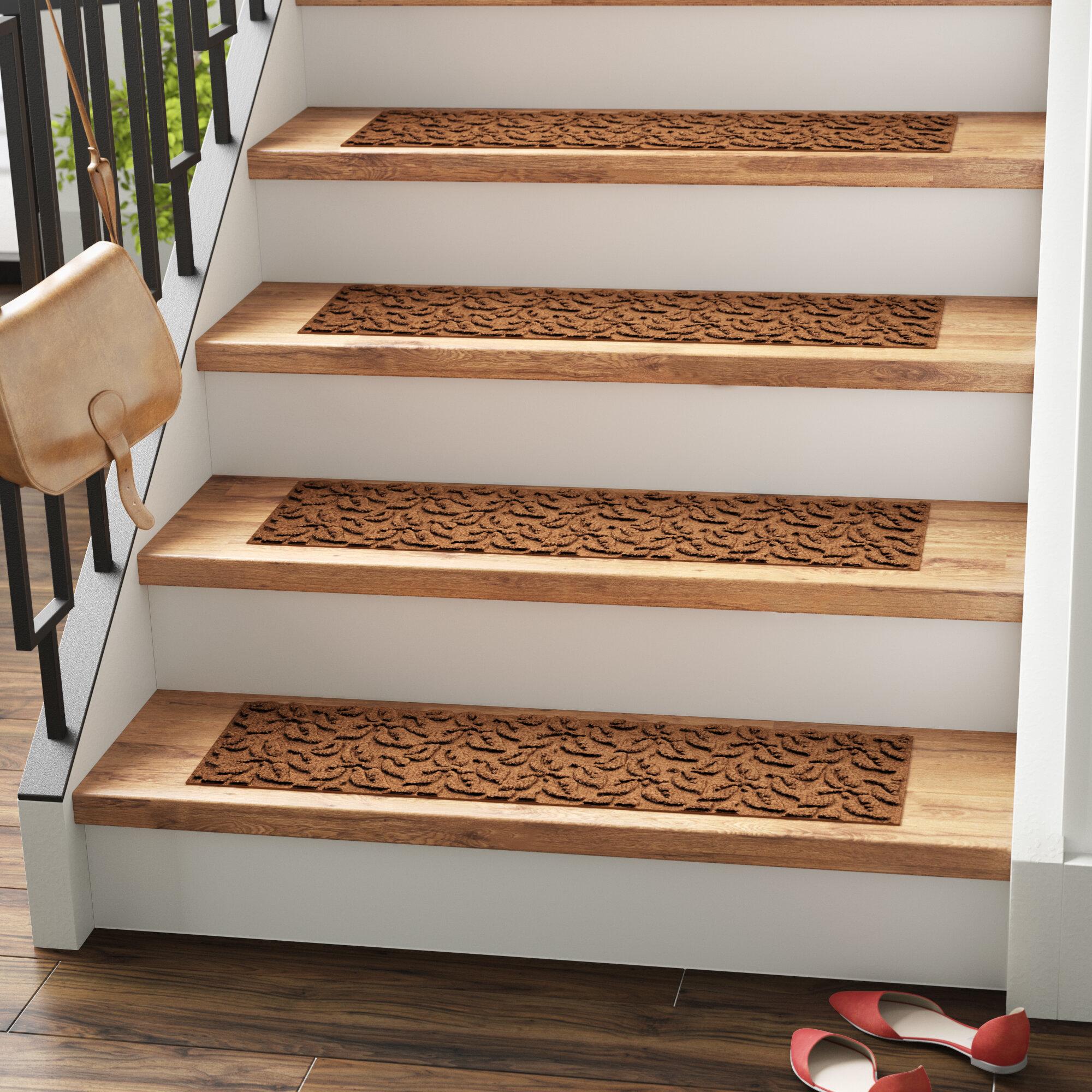 Beauvais Dogwood Leaf Stair Tread