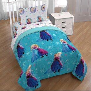 Frozen Swirl Sheet Set