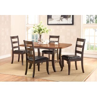 Waco 5 Piece Dining Set Whalen Furniture