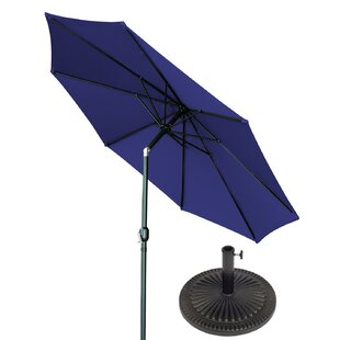 10' Market Umbrella by Trademark Innovations Best #1