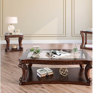 Rowlett 2 Piece Coffee Table Set