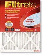 Filtrete Air Filter (Set of 6)
