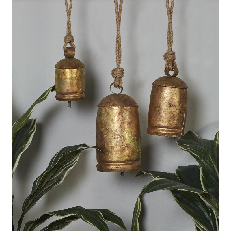 Camacho 3 Pieces Bell Set