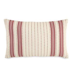 Alcott Pass Stripe Lumbar Pillow