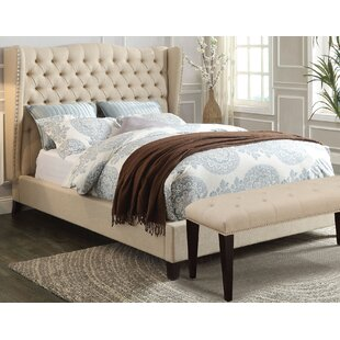 Bish Full Platform Bed by Charlton Home