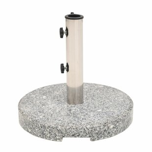 Stone Free Standing Umbrella Base By Freeport Park