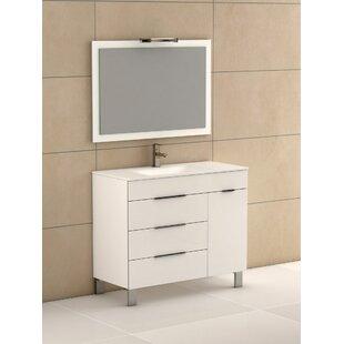 Lois 39 inch  Single Bathroom Vanity Set