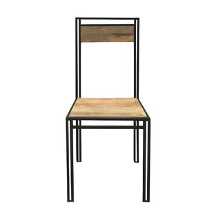 Howard Solid Wood Dining Chair By August Grove