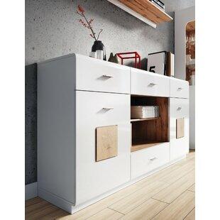 Vicente Wood Sideboard Corrigan Studio