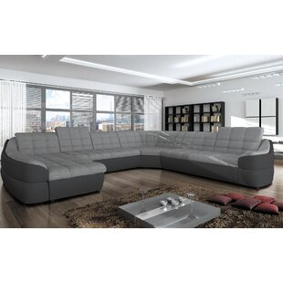 Melida Sleeper Sectional