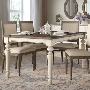 Ornithogale Extendable Dining Table Lark Manor