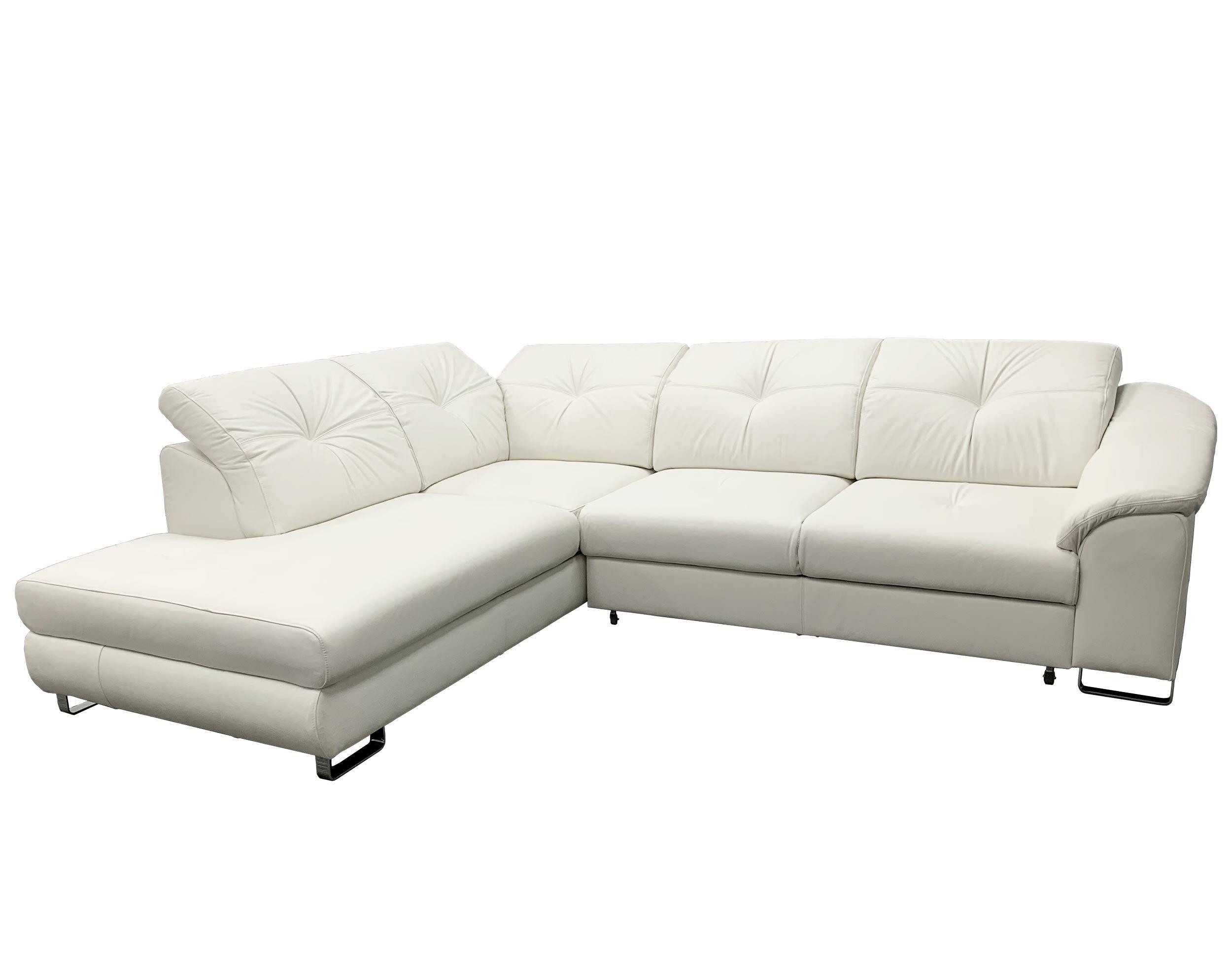 Maximahouse Ego Leather Sectional Sleeper Sofa Wayfair