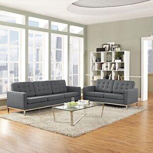 Gayatri 2 Piece Living Room Se..
