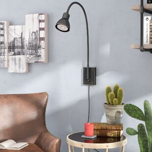 Huchison Swing Arm Lamp by Trent Austin Design