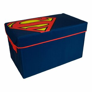 Reviews Superman Toy Box By Everything Mary