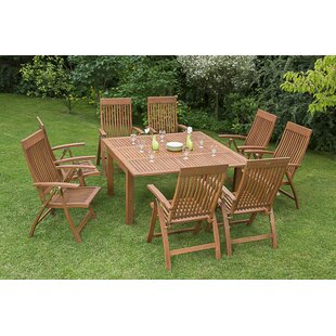 Wickstrom 8 Seater Dining Set Image