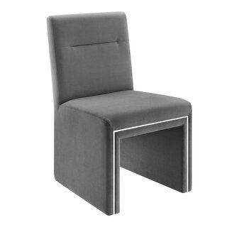 Altheimer Upholstered Dining Chair by Mercer41 SKU:BD938509 Description