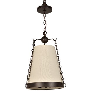 Breakwater Bay Luna 3-Light Cone Pendant