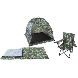 Pacific Play Tents Camo 1 Person Tent
