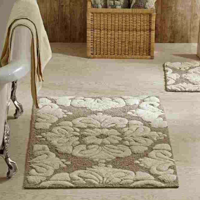 feeae5cd2e19 Willa Arlo Interiors Westhoff Medallion Bath Mat   Reviews