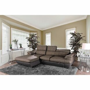 Lilyanna Jayaraman Sleeper Sectional