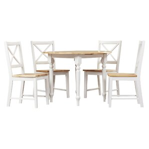 sally 5 piece dining set. Interior Design Ideas. Home Design Ideas
