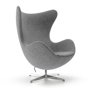 Orren Ellis Yerby Swivel Lounge Chair