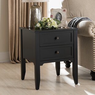 Alcott Hill Clarkson End Table