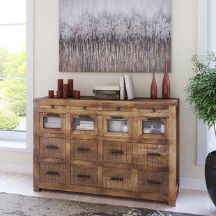 Anatole Craftsman 12 Drawer Sideboard by Loon Peak New Design