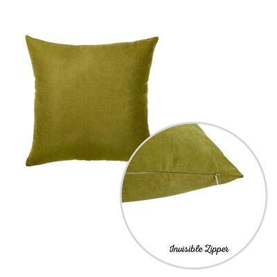 Green Pillow Cover Throw Pillows You Ll Love In 2019 Wayfair