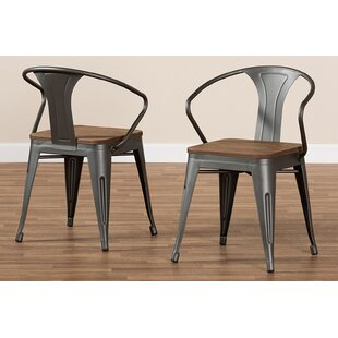 Mauer Stackable Dining Chair (Set of 2)