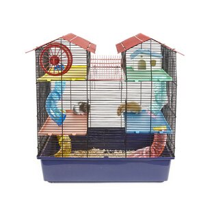 Happy Tower Small Animal Cage by Riviera