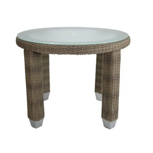 Palisades Glass Dining Table by Patio Heaven