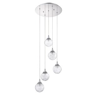 Finest Cluster Pendants You'll Love | Wayfair PJ99