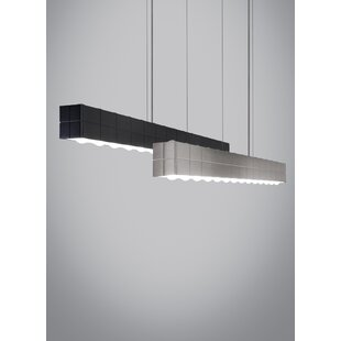 Tech Lighting Biza Linear Suspension Bath Bar