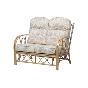 Hayley 2 Seater Conservatory Sofa By Beachcrest Home