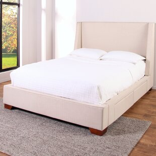 Garold Upholstered Storage Platform Bed