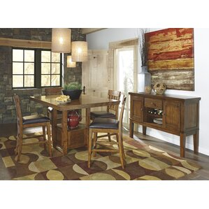 Rebecca Counter Height Extendable Dining ..