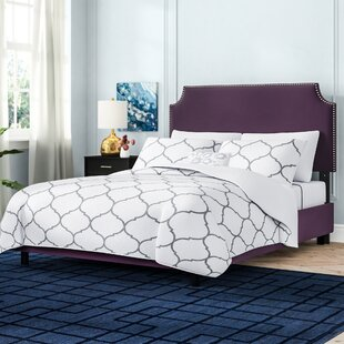 Desirae Upholstered Panel Bed by Willa Arlo Interiors