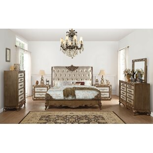 Nealy Panel Configurable Bedroom Set by Astoria Grand