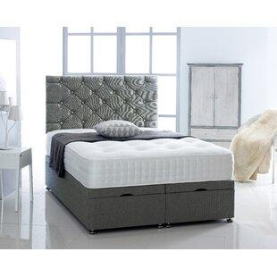 Fidler Upholstered Ottoman Bed By Ebern Designs