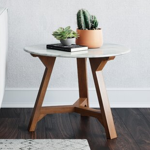 Kirkham End Table by Wrought Studio