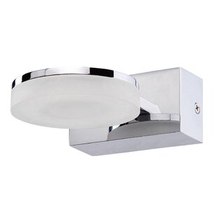 Nimbus LED Outdoor Sconce by Mantra