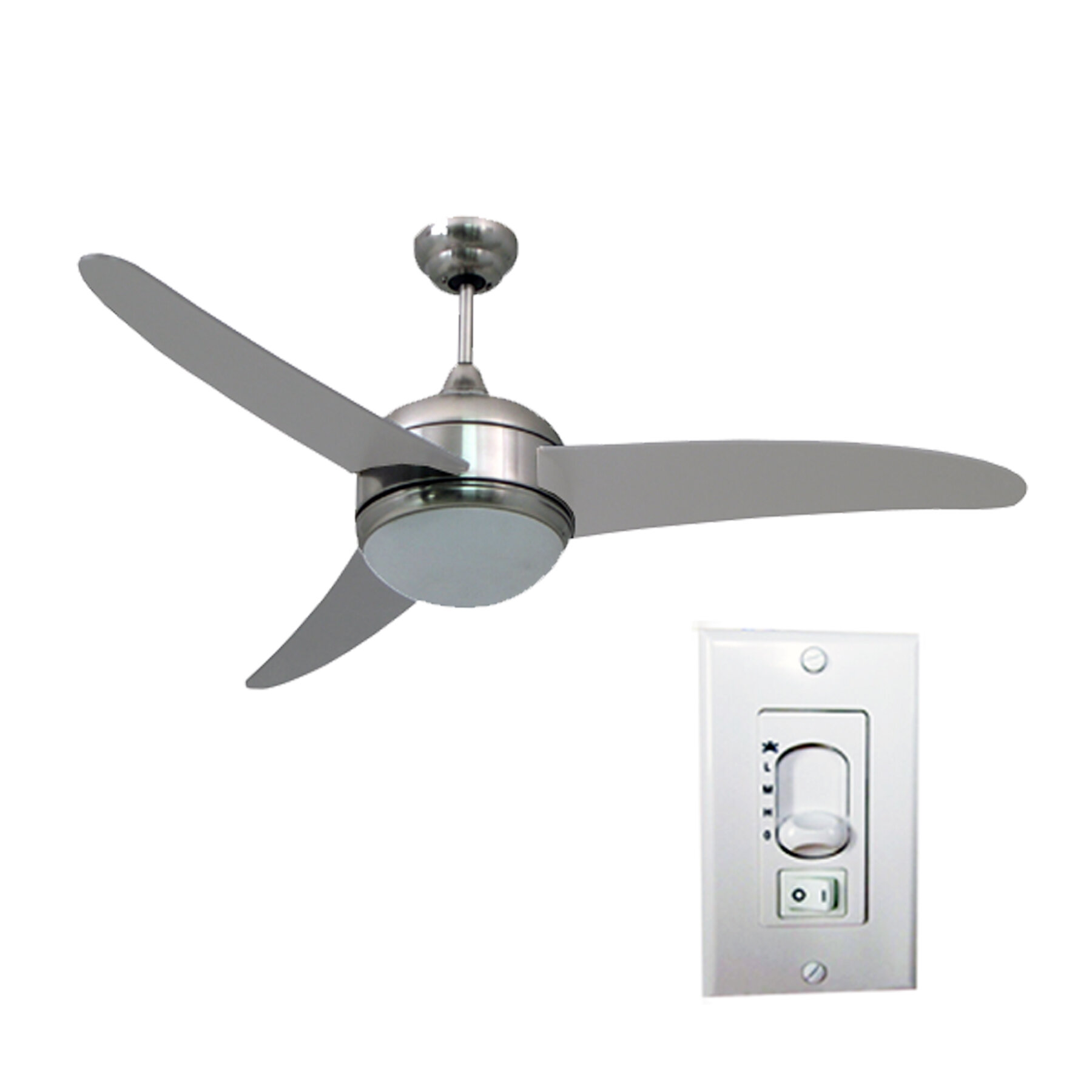 Homeselects international 52 contempo 3 blade ceiling fan reviews homeselects international 52 contempo 3 blade ceiling fan reviews wayfair aloadofball Choice Image
