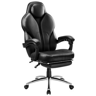 Reviews Coons Executive Chair by Ebern Designs