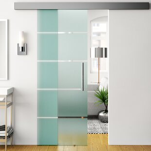 Sliding Bathroom Door Wayfair Co Uk
