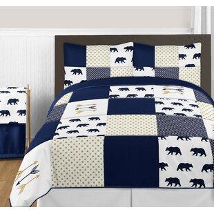 Sweet Jojo Designs Big Bear Comforter Set